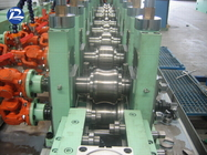 Karbon Ssteel Welded Tube Mill Mesin 8mm, Round Seamless Pipe Produksi