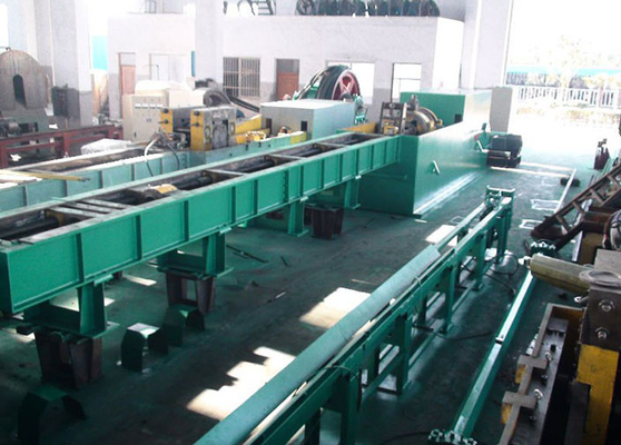 Mesin Bubuk Mesin Dingin LD90 Cold Pilger 2 - Roller Copper Rolling Mill Machinery