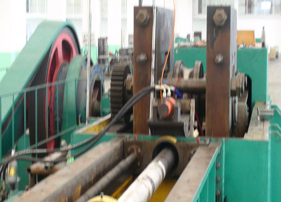 Industri Baja Dua Mesin Roll Mill, 680mm Roll Dia Tube Membuat Mesin